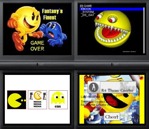 Thumbnail 1 for Pac-man Skin/Theme